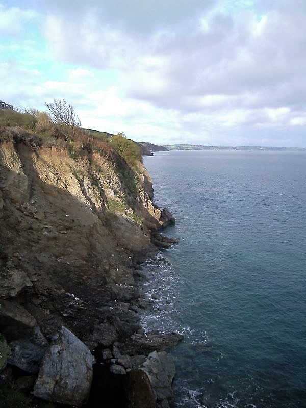 Coast at Hallsands