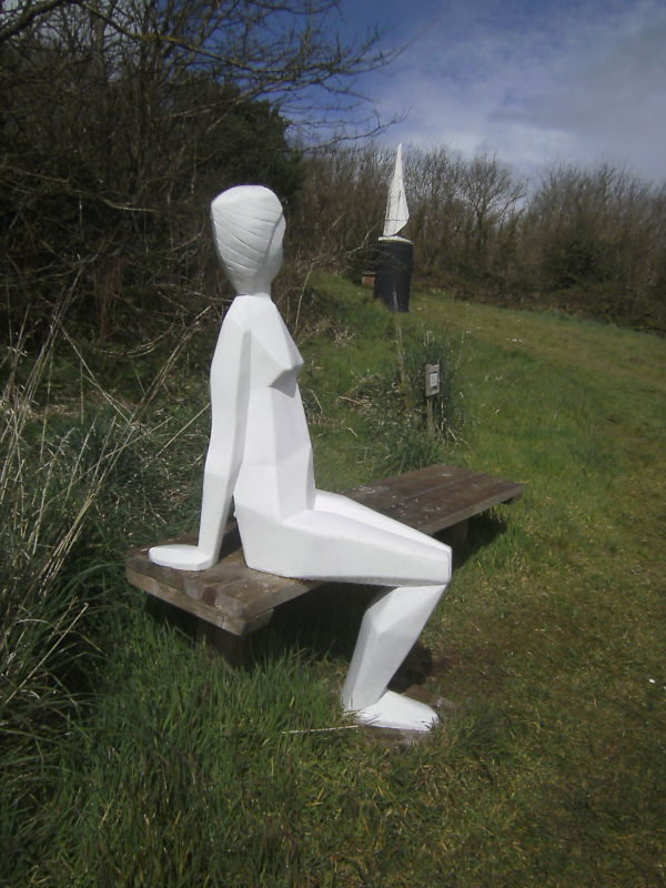 Sculpture Park at Coverack